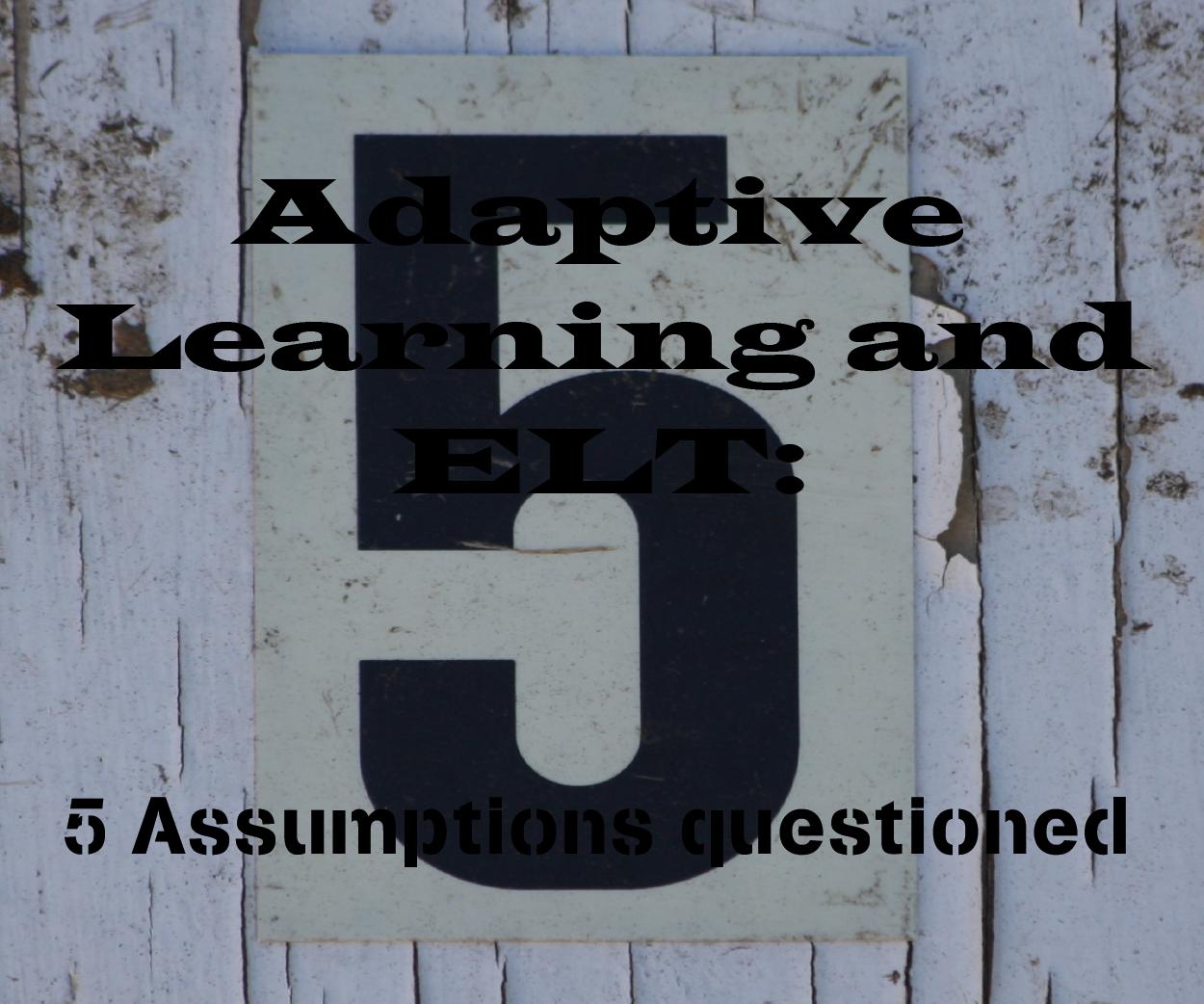 AdaptiveLearning