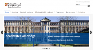 Accelerate Cambridge