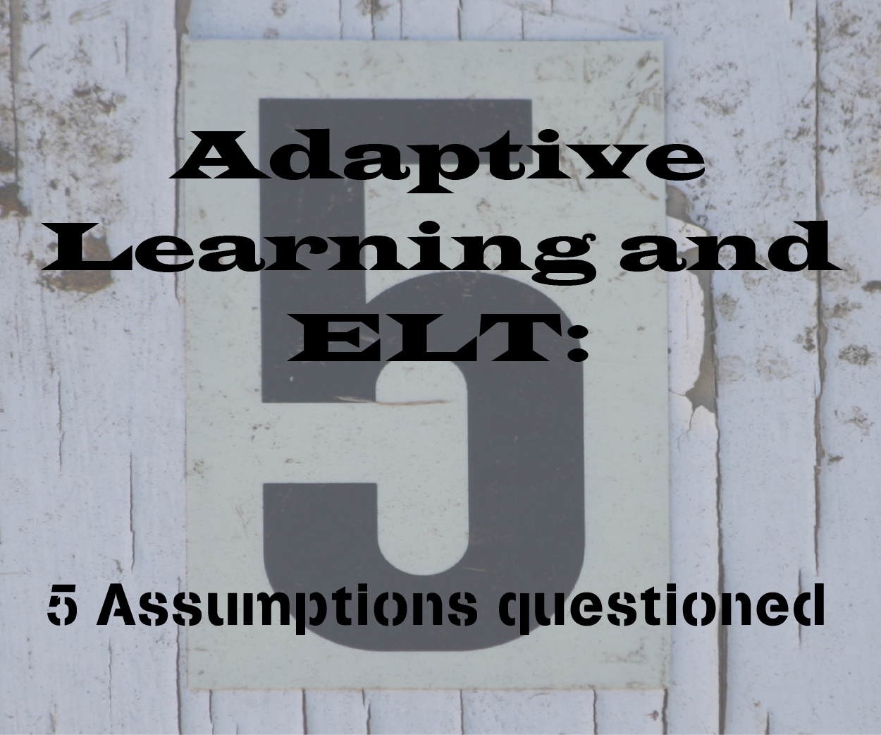 AdaptiveLearning